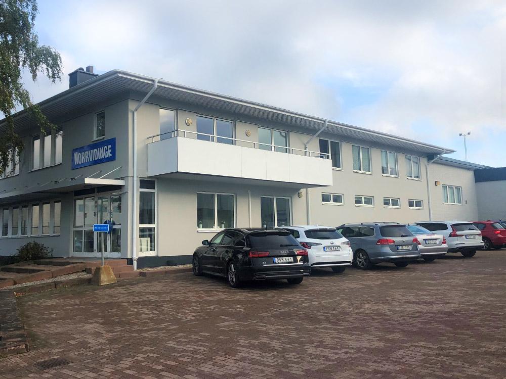 Bunkagården Östra 16, Helsingborg