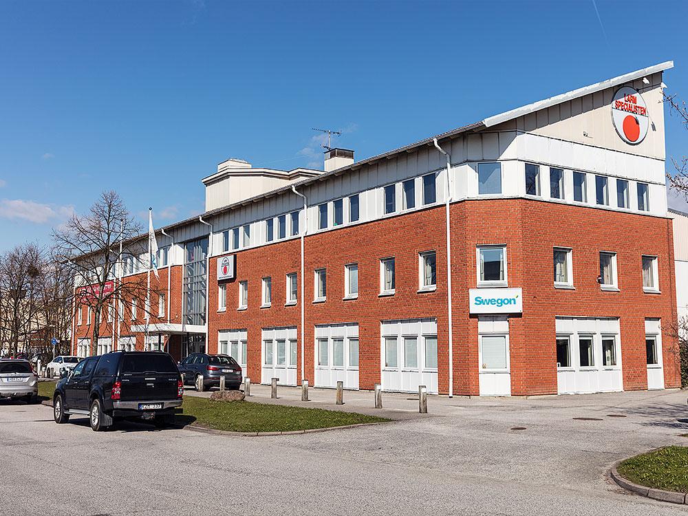 Flygbasen 1, Malmö