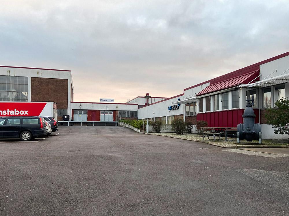 Spillepengslyckan 10, Malmö