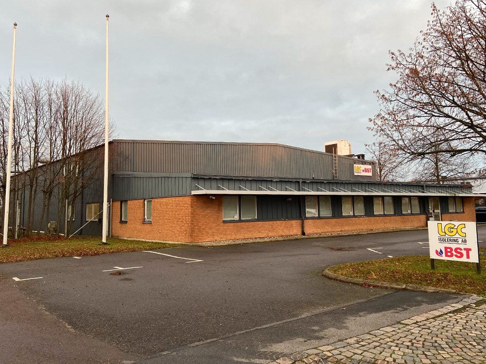 Stiglädret 7, Malmö
