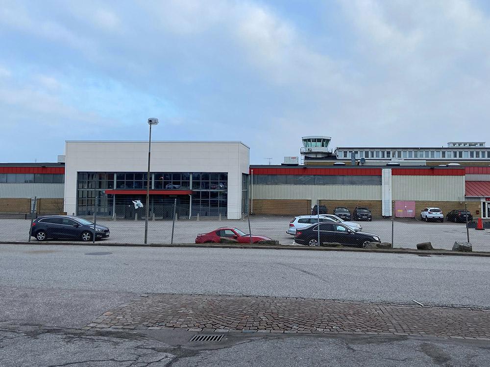 Flygstationen 1, Malmö